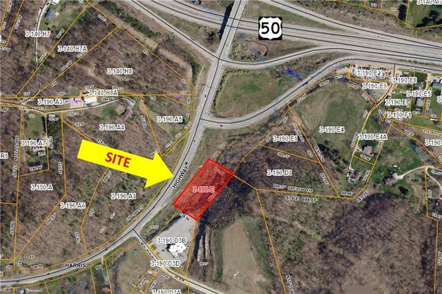 Harris Highway, Parkersburg, WV 26101 (MLS #4278546) :: The Holly Ritchie Team