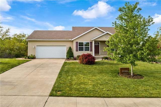2026 Summer Evening Drive, Canal Fulton, OH 44614 (MLS #4279601) :: RE/MAX Edge Realty
