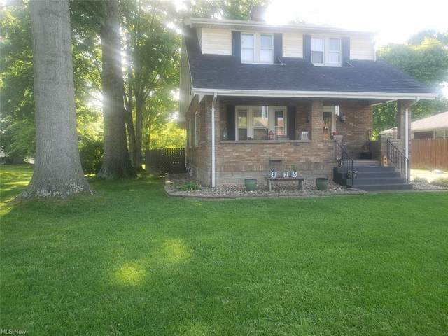825 Walnut Street, Belpre, OH 45714 (MLS #4279991) :: Select Properties Realty