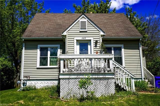 349 E Lake Street, Ravenna, OH 44266 (MLS #4280445) :: Tammy Grogan and Associates at Keller Williams Chervenic Realty