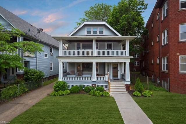 7309 Franklin Boulevard, Cleveland, OH 44102 (MLS #4280634) :: The City Team