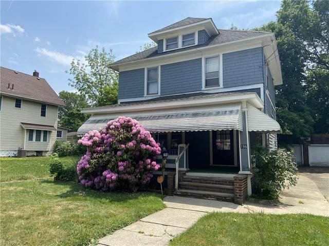 198 E Archwood Avenue, Akron, OH 44301 (MLS #4280790) :: The Holly Ritchie Team