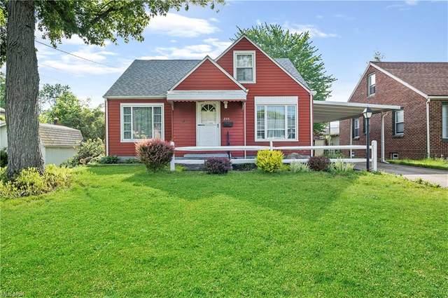 295 Rea Avenue, Akron, OH 44312 (MLS #4280917) :: Tammy Grogan and Associates at Keller Williams Chervenic Realty