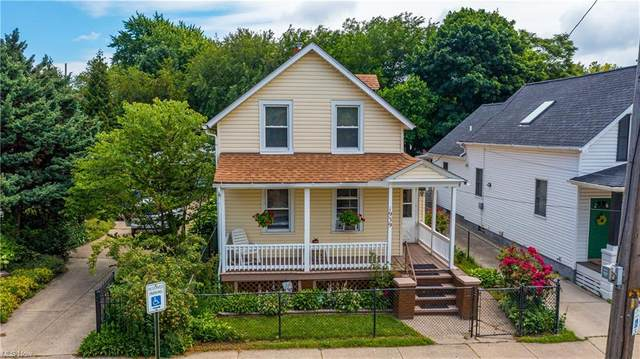 1939 W 54th Street, Cleveland, OH 44102 (MLS #4280981) :: TG Real Estate