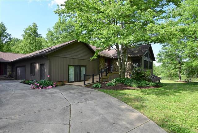 11599 Williams Road, Homerville, OH 44235 (MLS #4282538) :: The Art of Real Estate