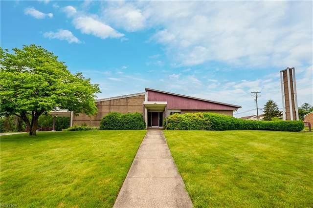 600 Lovers Lane, Steubenville, OH 43953 (MLS #4282664) :: Tammy Grogan and Associates at Keller Williams Chervenic Realty