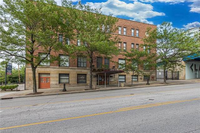 1133 W 9th Street #707, Cleveland, OH 44113 (MLS #4283248) :: RE/MAX Edge Realty
