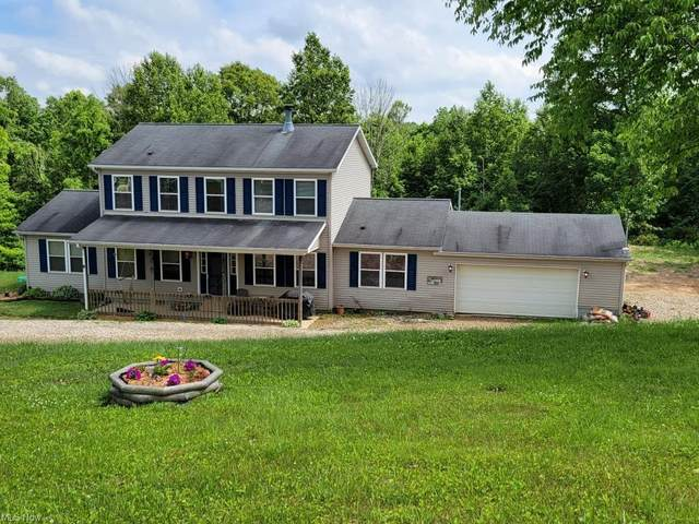 45079 Township Road 413, Coshocton, OH 43812 (MLS #4283921) :: The Tracy Jones Team