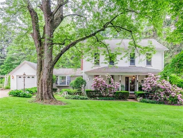 4430 Waynesburg Drive SE, Canton, OH 44707 (MLS #4283945) :: The Art of Real Estate