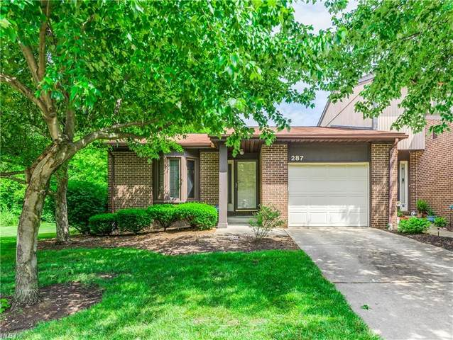 287 Stone Arch Drive, Akron, OH 44307 (MLS #4284000) :: The Art of Real Estate