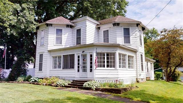 126 E Main Street, Orwell, OH 44076 (MLS #4284339) :: The Holden Agency
