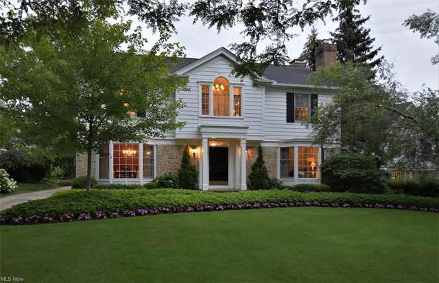 20800 Byron Road, Shaker Heights, OH 44122 (MLS #4284618) :: RE/MAX Trends Realty