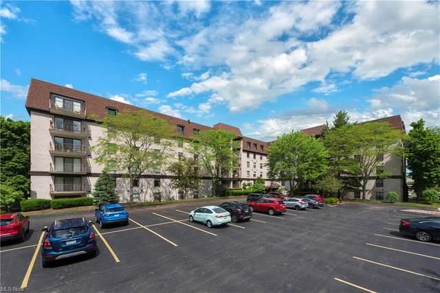 800 Brick Mill Run #307, Westlake, OH 44145 (MLS #4284867) :: The Art of Real Estate