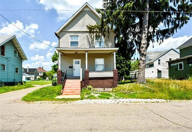 2011 10th Street SW, Canton, OH 44706 (MLS #4284989) :: RE/MAX Trends Realty