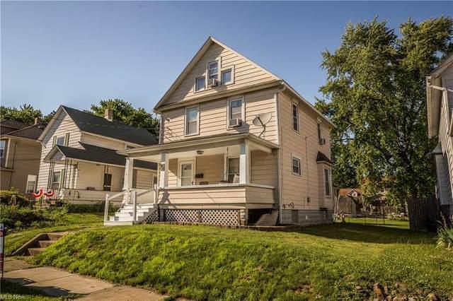 93 Oakwood Street, Barberton, OH 44203 (MLS #4285563) :: RE/MAX Edge Realty