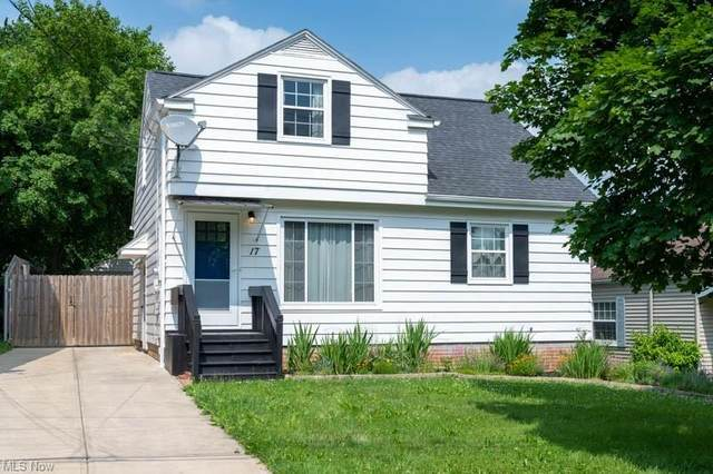 17 Oakwood Avenue, Bedford, OH 44146 (MLS #4285779) :: Tammy Grogan and Associates at Keller Williams Chervenic Realty