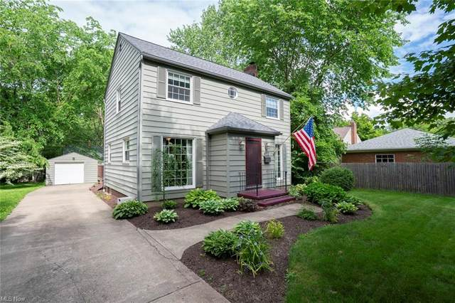 472 Molane Avenue, Akron, OH 44313 (MLS #4286096) :: The Holden Agency
