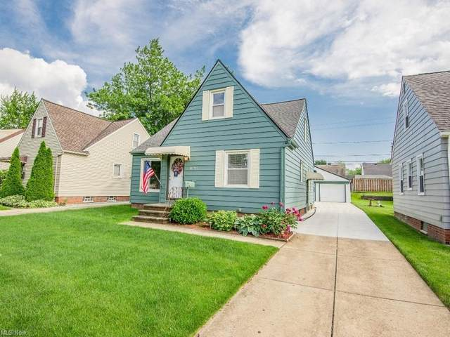 13400 Oakview Boulevard, Garfield Heights, OH 44125 (MLS #4286194) :: TG Real Estate