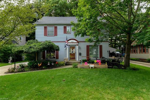 312 Kenilworth Drive, Akron, OH 44313 (MLS #4286205) :: The Holden Agency