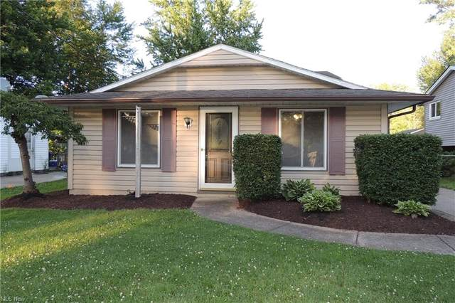 5853 Main Avenue, North Ridgeville, OH 44039 (MLS #4286464) :: Tammy Grogan and Associates at Keller Williams Chervenic Realty