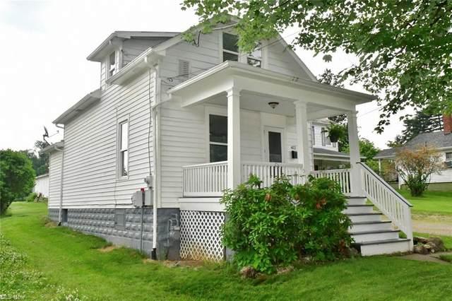 412 White Oak Avenue, Zanesville, OH 43701 (MLS #4286522) :: RE/MAX Trends Realty