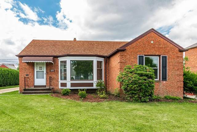 3954 Warrendale Road, South Euclid, OH 44118 (MLS #4286617) :: TG Real Estate