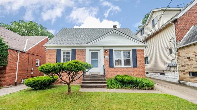 1401 Sheffield Road, South Euclid, OH 44121 (MLS #4286984) :: The Jess Nader Team   RE/MAX Pathway