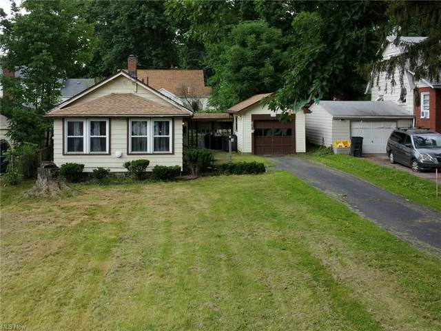 160 Meadowbrook Avenue, Youngstown, OH 44512 (MLS #4287213) :: The Tracy Jones Team