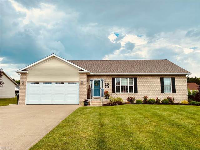 577 Stone Meadow Circle, Loudonville, OH 44842 (MLS #4287415) :: The Holden Agency