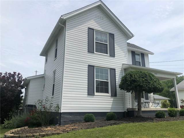 141 North Street, Barnesville, OH 43713 (MLS #4288143) :: The Art of Real Estate