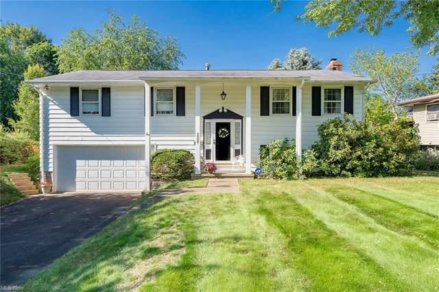 5083 West Boulevard NW, Canton, OH 44718 (MLS #4288556) :: The Holden Agency