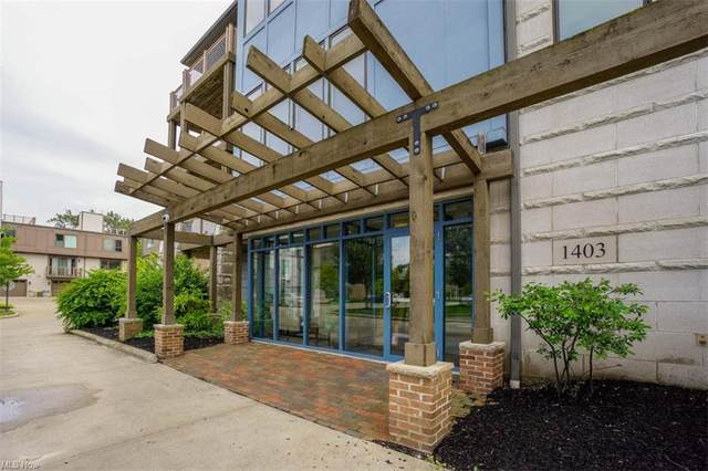 1403 Copper Trace #206, Cleveland Heights, OH 44118 (MLS #4288982) :: Select Properties Realty