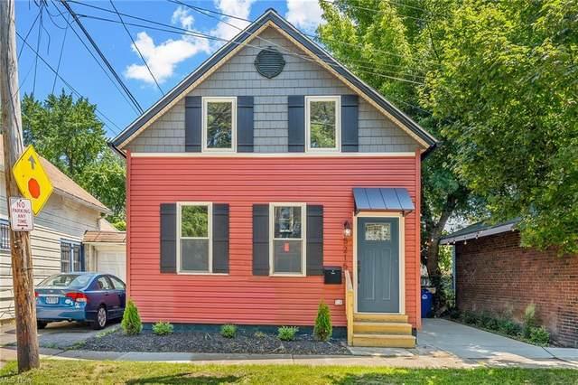 5215 Duke Avenue, Cleveland, OH 44102 (MLS #4289060) :: TG Real Estate