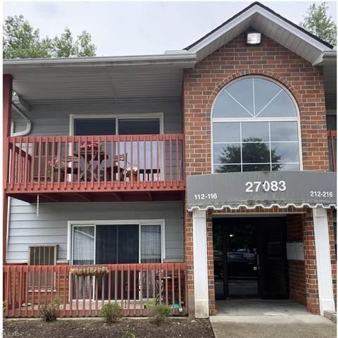 27083 Oakwood Circle #114, Olmsted Township, OH 44138 (MLS #4289465) :: The Crockett Team, Howard Hanna