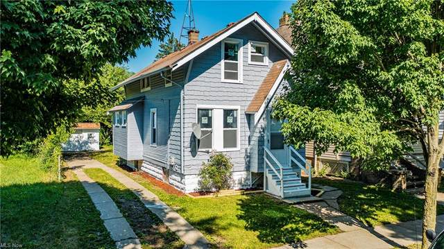 3303 W 123rd Street, Cleveland, OH 44111 (MLS #4289518) :: The Holden Agency