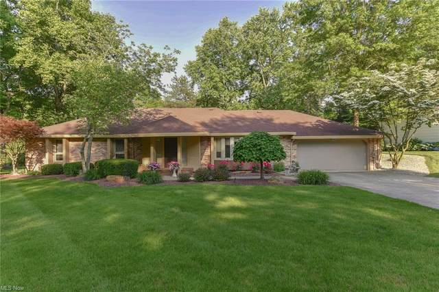 5075 Greenbrier Drive, Girard, OH 44420 (MLS #4290416) :: The Holden Agency
