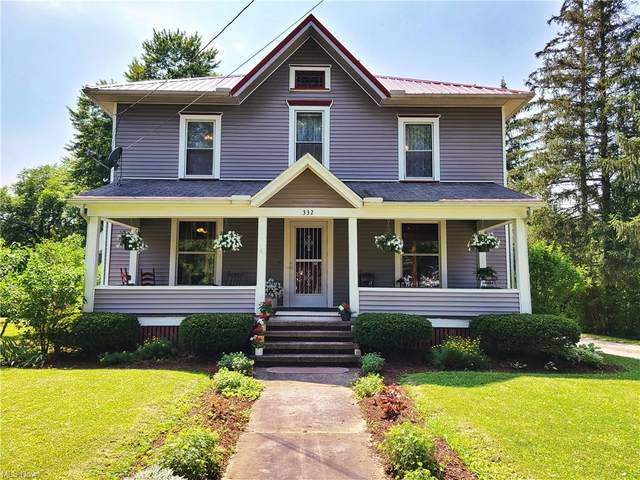 332 S Main Street, Wellington, OH 44090 (MLS #4290503) :: The Holly Ritchie Team