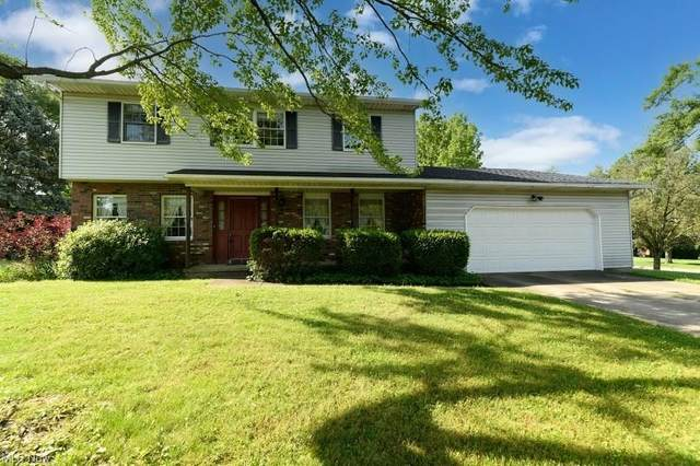 389 Tulip Trail, Wadsworth, OH 44281 (MLS #4290610) :: The Holden Agency