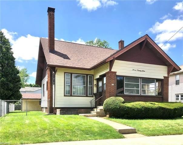 421 8th Street NE, Massillon, OH 44646 (MLS #4291091) :: RE/MAX Edge Realty