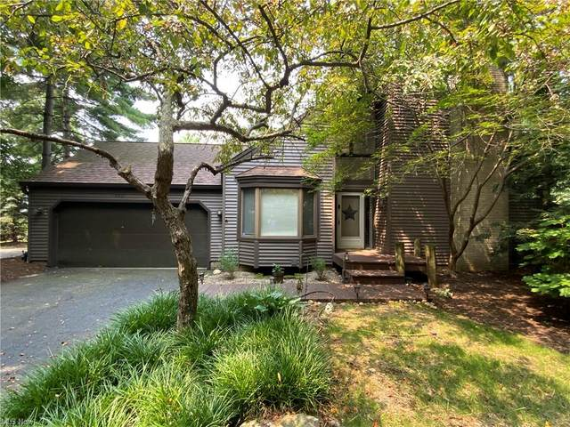 3501 Starlight Circle NW, Canton, OH 44708 (MLS #4291378) :: The Art of Real Estate