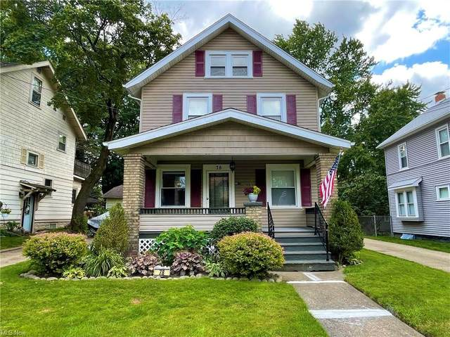 78 E Archwood Avenue, Akron, OH 44301 (MLS #4292467) :: Simply Better Realty