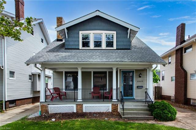 2039 Mars Avenue, Lakewood, OH 44107 (MLS #4292820) :: The Holden Agency