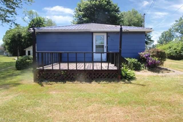 195 W Main Street, Washingtonville, OH 44490 (MLS #4292860) :: TG Real Estate