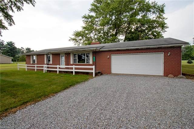 2540 N Firestone Road, Wooster, OH 44691 (MLS #4293151) :: The Holly Ritchie Team