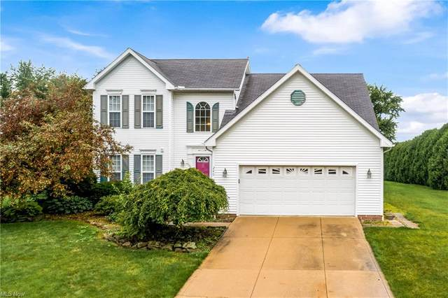 240 Meadow Ridge Trail, Doylestown, OH 44230 (MLS #4293330) :: The Holly Ritchie Team