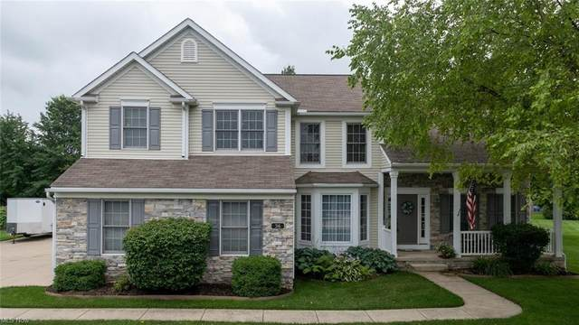 36 Chadwick Drive, Aurora, OH 44202 (MLS #4293735) :: The Holly Ritchie Team