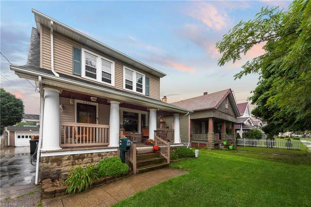 4271 W 21st Street, Cleveland, OH 44109 (MLS #4293984) :: The Holden Agency