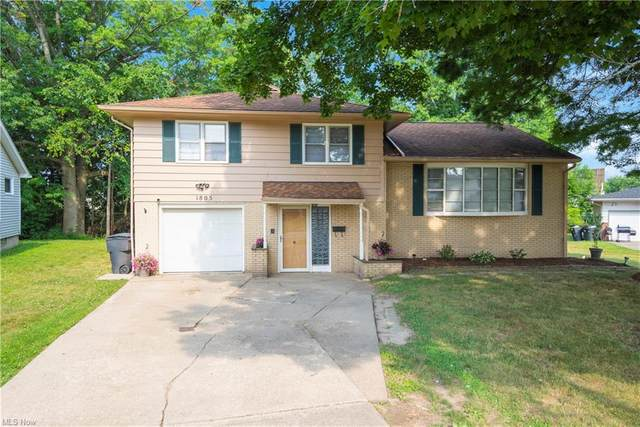 1805 Tiffany, Warren, OH 44483 (MLS #4294907) :: The Holden Agency