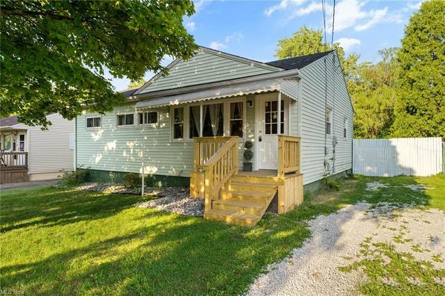 27 Kleber Avenue, Youngstown, OH 44515 (MLS #4295163) :: The Holden Agency