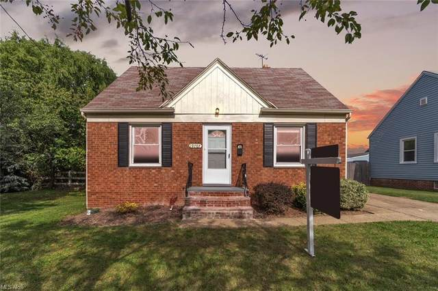 19707 Pawnee Avenue, Cleveland, OH 44119 (MLS #4295850) :: RE/MAX Edge Realty